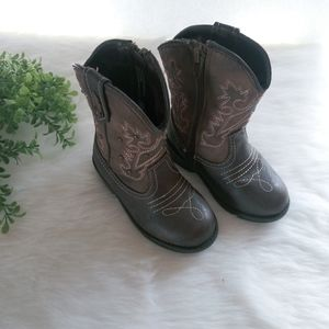 Cherokee Cowgirl Toddler girl boots.